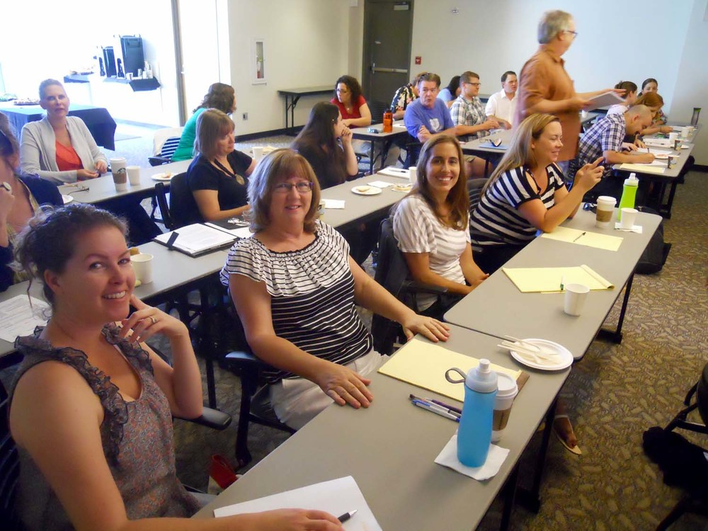 World History for Us All teacher workshop, California State University, Long Beach, August 2012