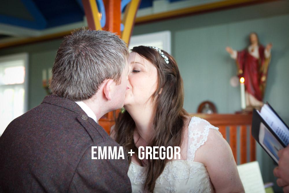 EMMA & GREGOR