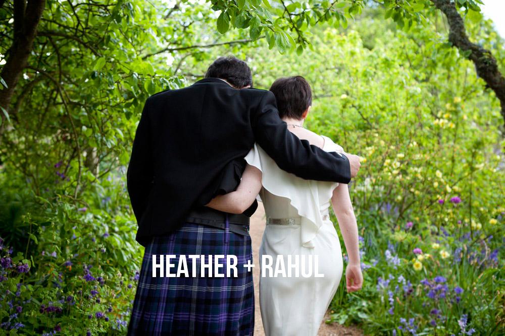 Hather & Rahul