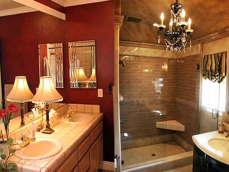 Before And After Pacific Interior Design Group