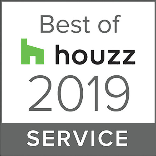 Pacific Interior Design Group is a Houzz Best Service of 2019 Winner!