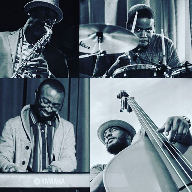 Tomorrow night, Saturday July 29th we will be at Pete Miller's in Evanston from 7-11pm bringing all the vibes. Come check us out!  Jarrard Harris - Saxophone  James Richardson - Piano  Ivan Taylor - Bass Justin Boyd - Drums and Cymbals  #jazz #R&B #Chicago #Evanston #northwestern #downtown #steak #oysters #martinis #oldfashions #welldone #mediumrare