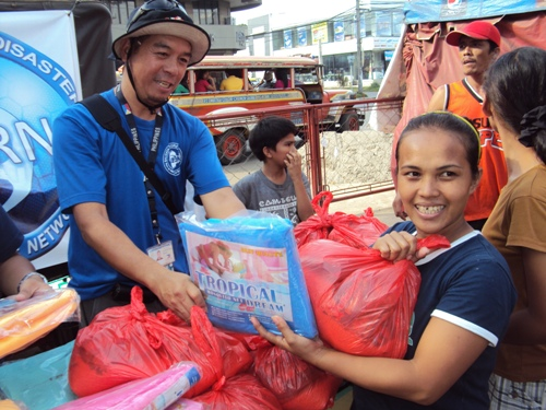 World Relief Responds - Philippines