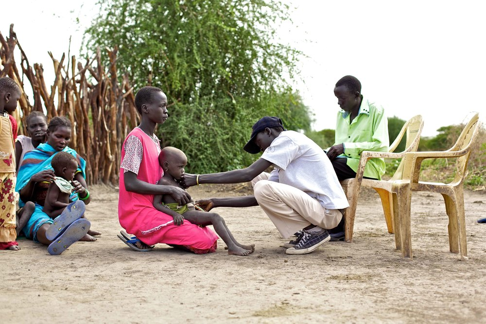 World Relief, South Sudan