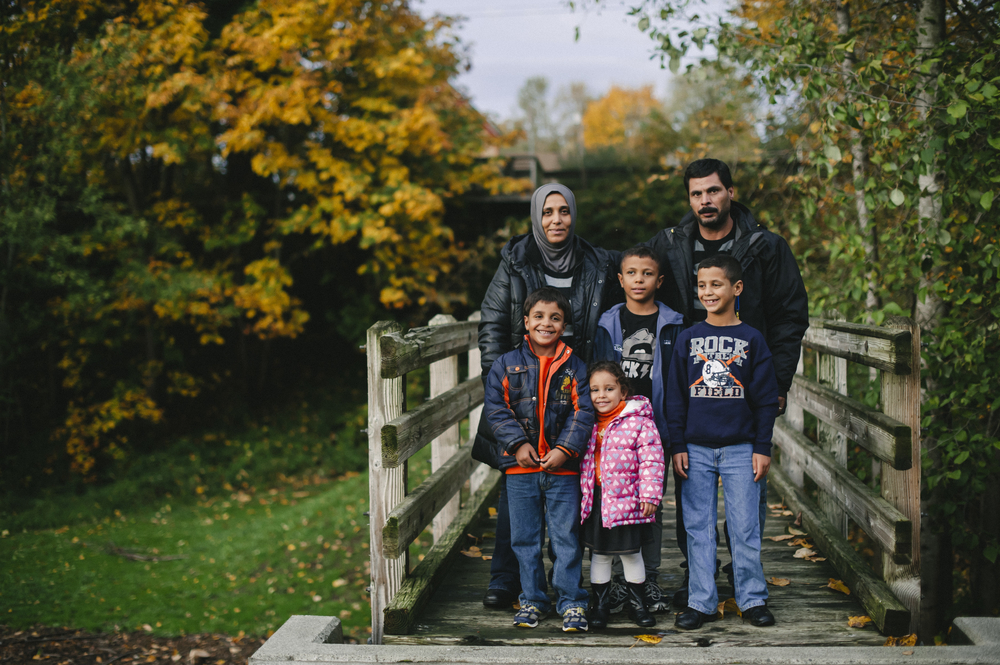 Qadoora Family story