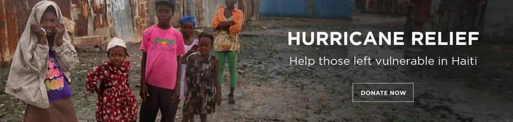 hurricane matthew relief help vulnerable in haiti