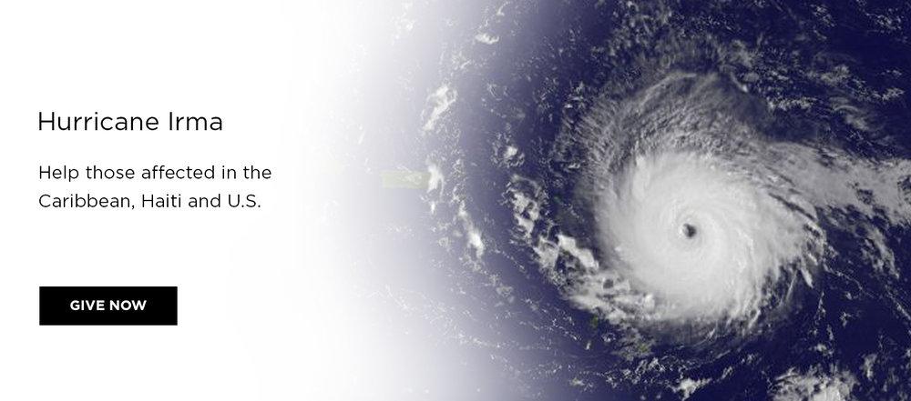 Hurricane irma recovery response