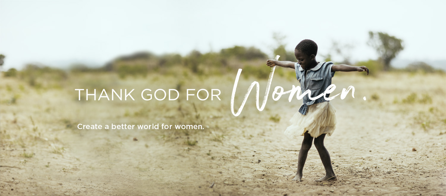 Thank God For Women World Relief