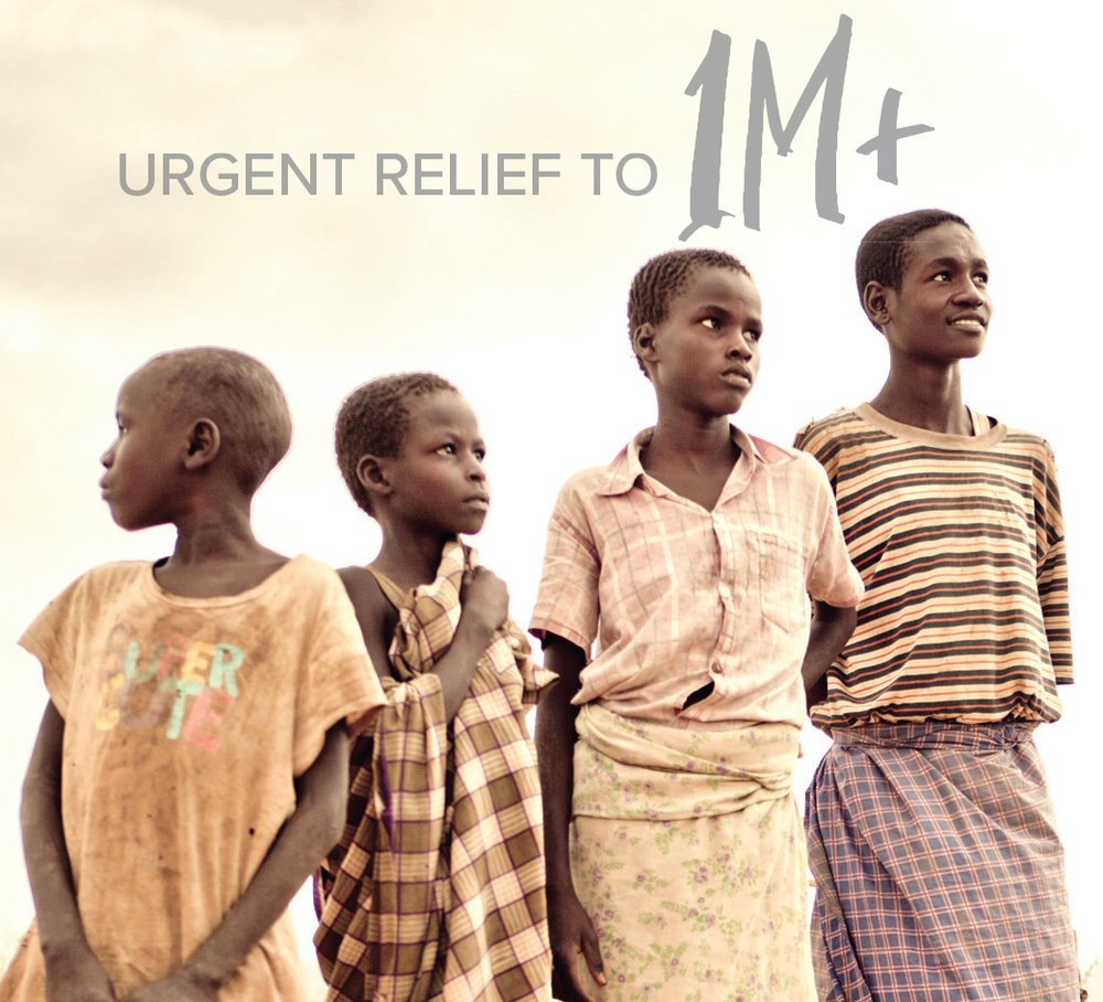 Provided urgent relief to more than a million people in communities plagued by  CONFLICT .    >>