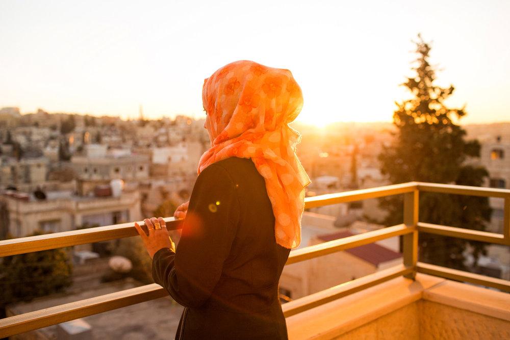 refugee women story