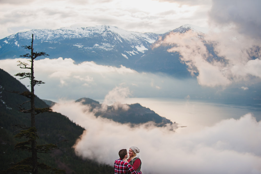 Sea to Sky Gondola // Squamish