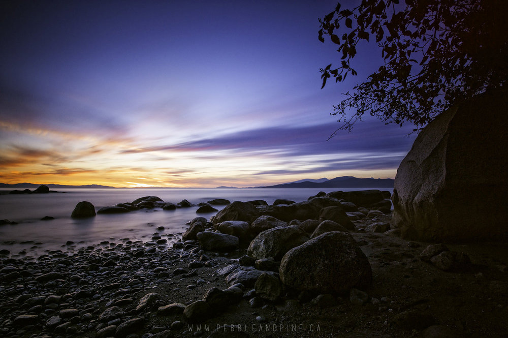 Wreck Beach in Vancouver BC // Captured by Matt
