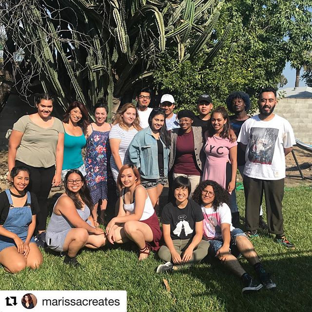 """#Repost @marissacreates (@get_repost) ・・・ A year ago a dream became a reality and we started our first rehearsal for our non-profit @4c_lab with the most incredible young creative visionaries and had our inaugural multi-disciplinary experience """"In This Skin"""" in December 2016 that changed all our lives and had a positive impact on all those that attended. Thank you to my partner @darcimanzo for saying yes to a crazy idea that has become a phenomenal reality, @rappaportdance for all the performance detail, our small but mighty Board as we continue to build, to all our supporters and families  and to these amazing creative visionaries who give me hope and continue to feed my belief that sharing our stories through art is not only vital but the absolute key to healing ourselves, each other...and humanity. Our existence and future depends on it. Stay tuned for announcements as we continue to create, communicate and collaborate to build community in year 2! We are just getting started! Adelante! #create #communicate #collaborate #community #familia #creative #visionaries #dowhatyoulove #withpeopleyoulove ❤️💃🏾🌎"""