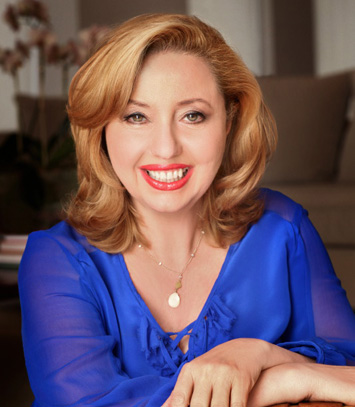 Agapi Stassinopoulos, Author and speaker