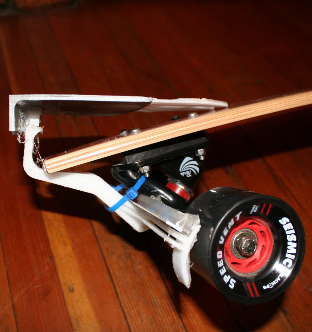 Fit Test of a Prototype Braking System