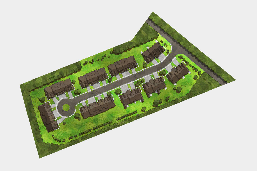 Residential Site Plan