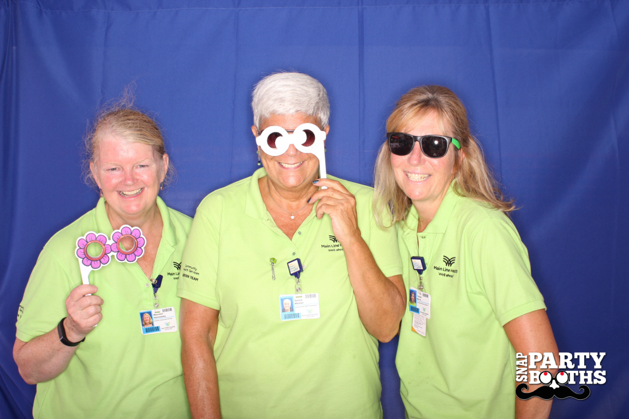 Main Line Health at Haverford Music Fest | Haverford Photo Booth Rentals