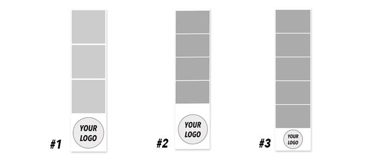 2x8 Super Strip Templates
