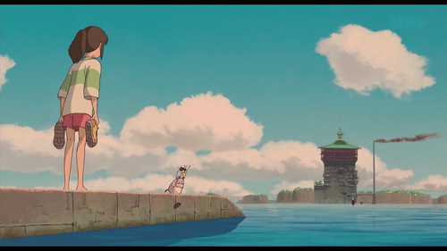 Spirited Away (2003), Hayao Miyazaki