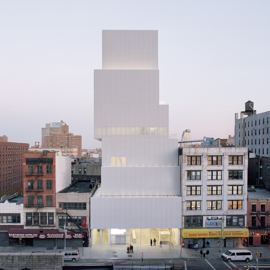 New Museum New York_SANAA