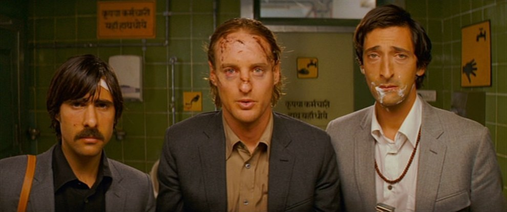 The Darjeeling Limited (2007), Wes Anderson