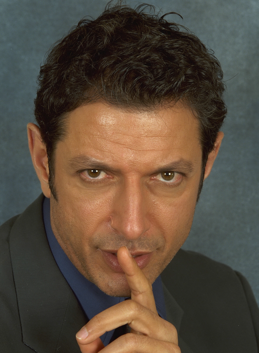 The Same Photo of Jeff Goldblum Every day