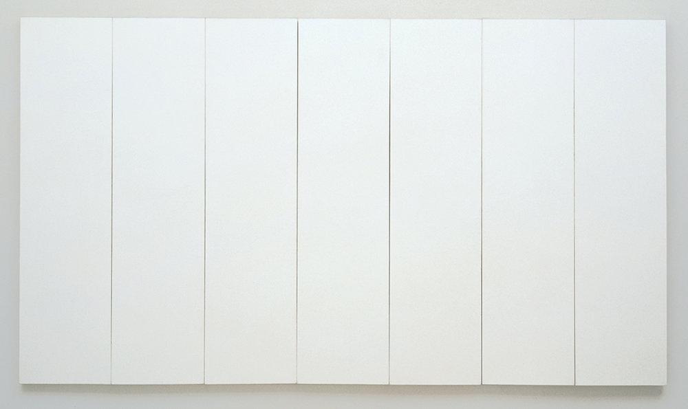 White painting_Robert Rauschenberg