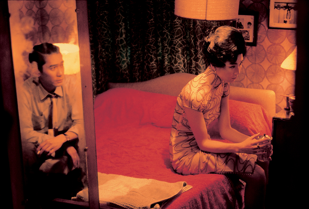 In the mood for love_Wong Kar-wai