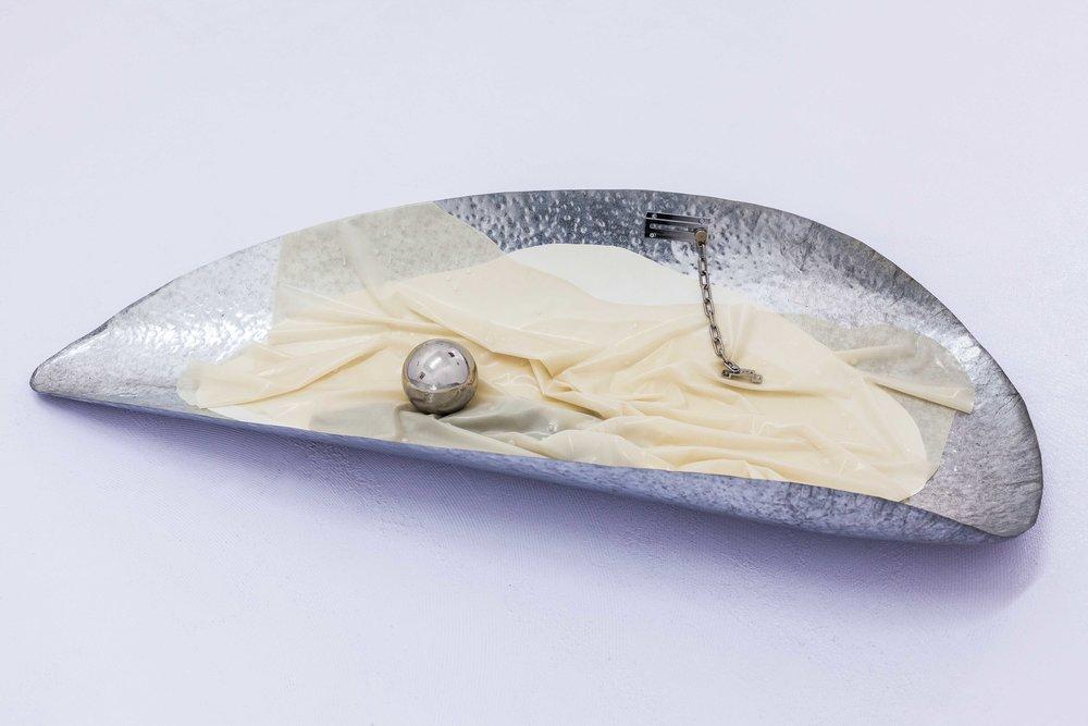 Lodger (Hypothetical Ancestral Mollusc)_Nona Inescu