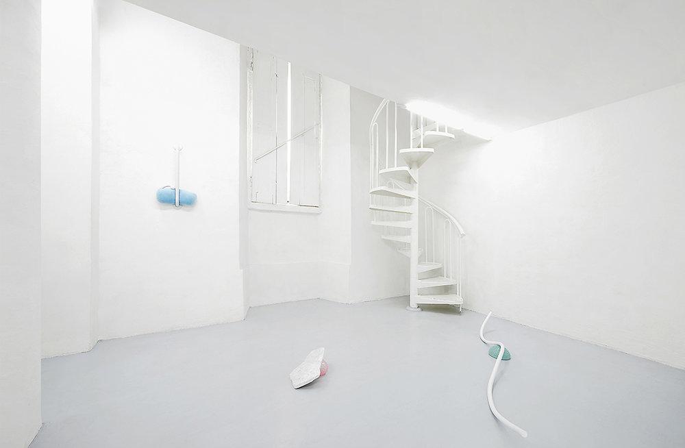 1 Mit Borras LOVE DRONE, exhibition view. Dimora Artica (ph. Michele Fanucci).jpg