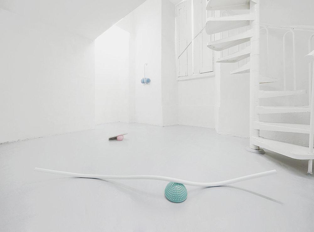 3 Mit Borras LOVE DRONE, exhibition view. Dimora Artica (ph. Michele Fanucci).jpg