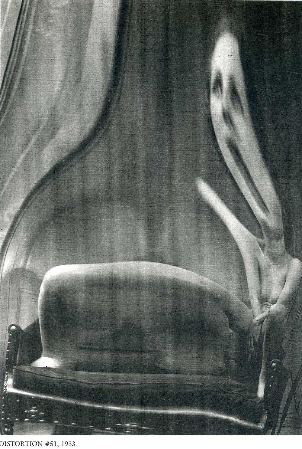 Distortion 51  (1933), André Kertész