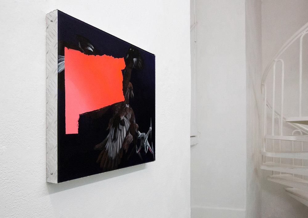 12 Andrea Martinucci - Glory Black Hole, exhibition view, Dimora Artica (ph Andrea Cenetiempo).jpg