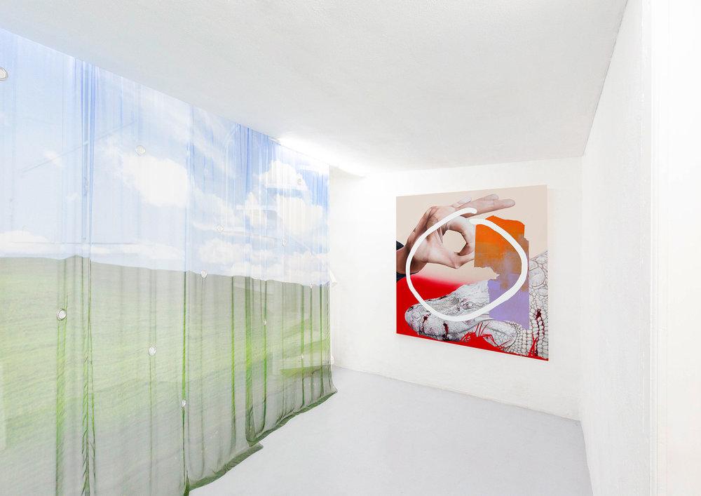 2 Andrea Martinucci - Glory Black Hole, exhibition view, Dimora Artica (ph Andrea Cenetiempo).jpg