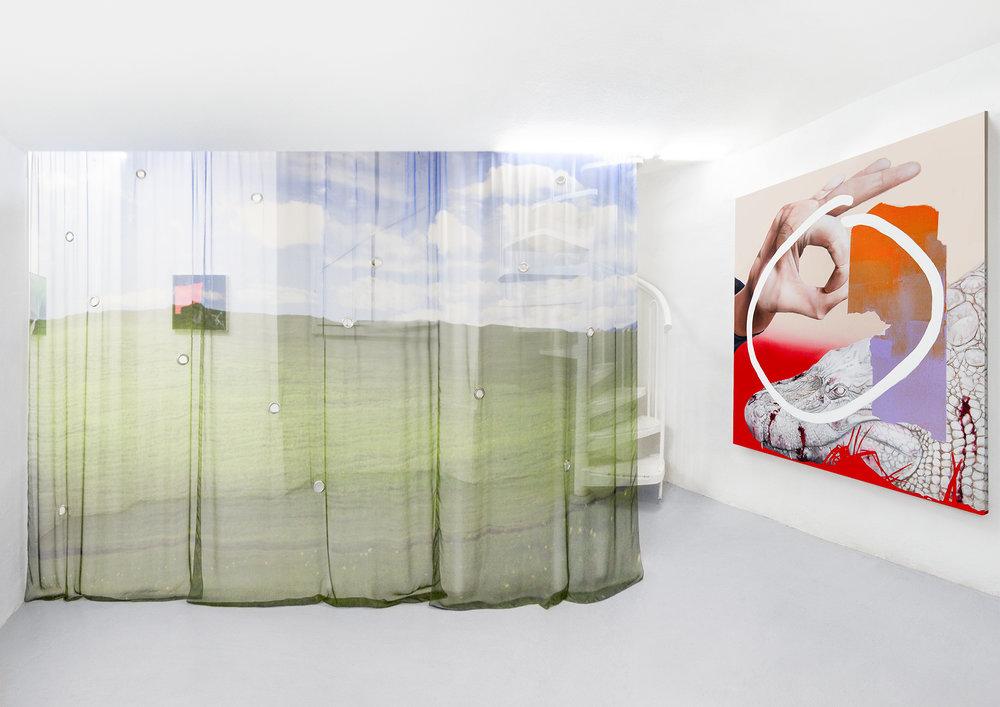 5 Andrea Martinucci - Glory Black Hole, exhibition view, Dimora Artica (ph Andrea Cenetiempo).jpg