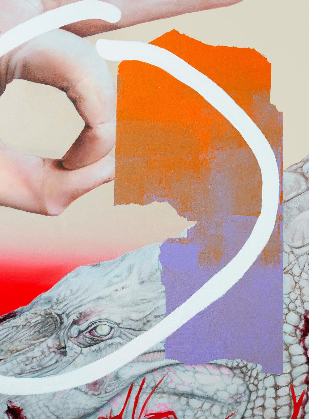 6 Andrea Martinucci - Glory Black Hole, exhibition view, Dimora Artica (ph Andrea Cenetiempo).jpg