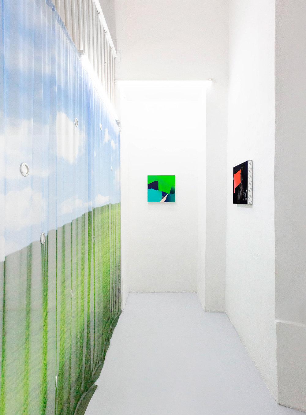 7 Andrea Martinucci - Glory Black Hole, exhibition view, Dimora Artica (ph Andrea Cenetiempo).jpg