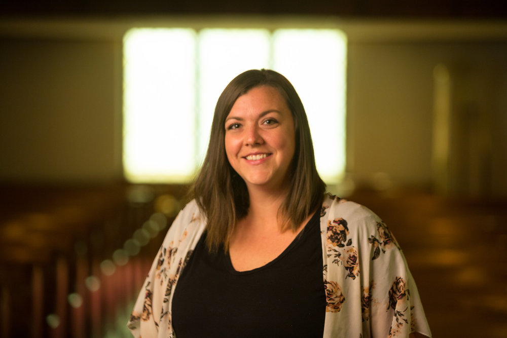 Jamie Welker : Family Pastor   Jamie Is passionate about people and walking alongside them whatever they are going through. She desires for individuals and families to know they are loved by the Father, understand how the Father feels towards them, and encourage them to utilize their own gifts and passions. Since her ordination in 2015 she has been shepherding the children, women, and staff of the Local Church.  She and her husband, Tytus, have been married for almost 8 years and are currently fostering two children. Jamie enjoys being outside, playing with her kids, meaningful conversations, peanut butter m&ms, and wants to build a big farmhouse one day.