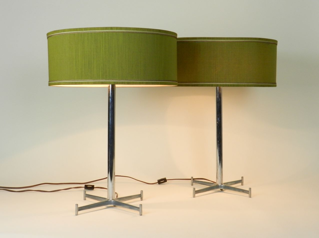 Electrohome Table Lamps Zig Zag