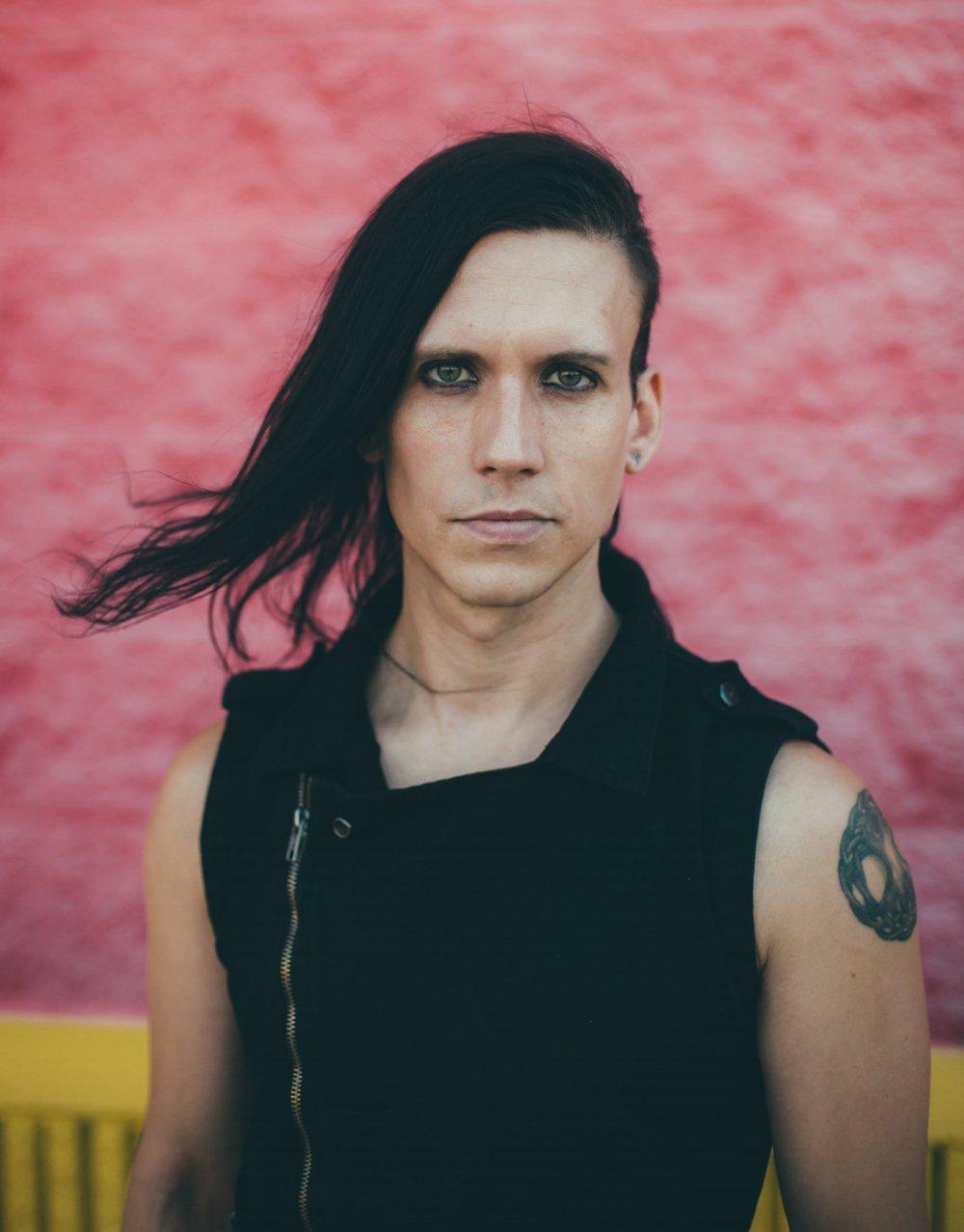 Jacob Richter, vocals & synths
