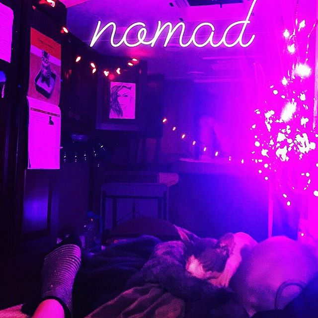 ➕a nomad i remain, in love with the unknown. my kitties and i softly traveling alone➕#travelingwitch #fulltimerv #rvlife