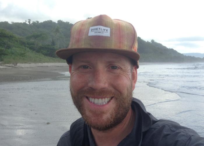 Nate Burger, Founder
