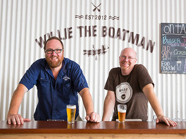 Willie the Boatman Returns as Brewery of the Month - Our favourite duo is back, Nick Newey and Pat McInerney from 'Willie the Boatman' return to our main bar taps with not one but TWO premium beers on offer. Both the Lil' Louise XPA and the Marrickville Lager will be September's Beers of the Month!Beer tastes better shared with mates, grab a $15 jug!