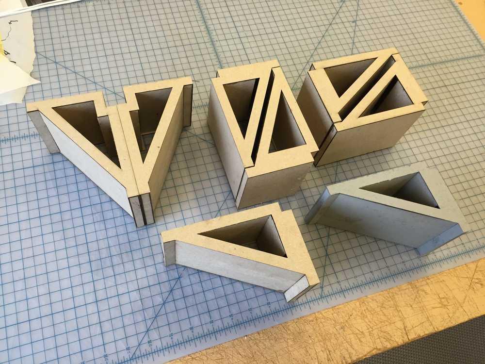Half Scale Models