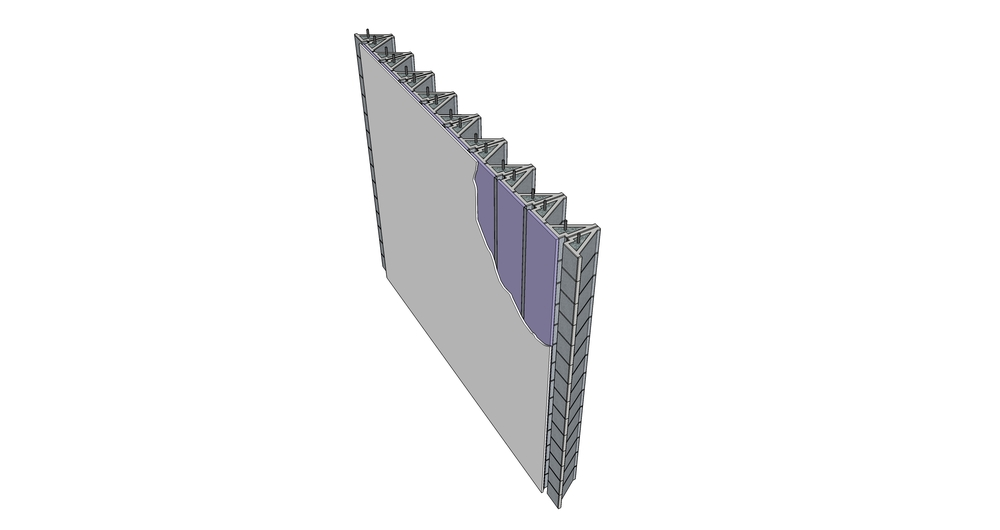 Sample Structural Wall