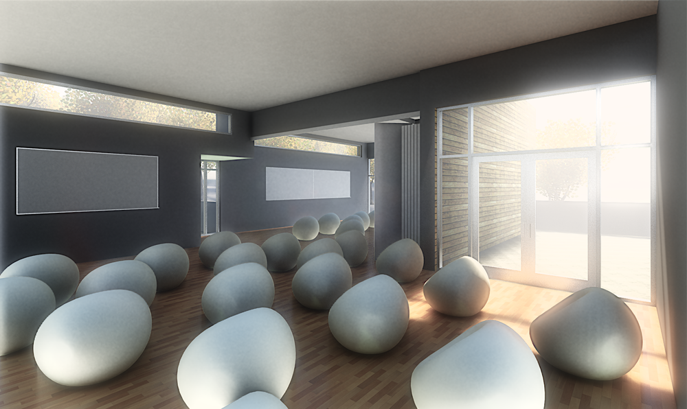 Classrooms Interior
