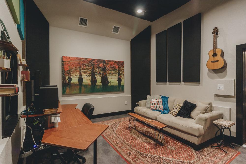 studio b gruene records