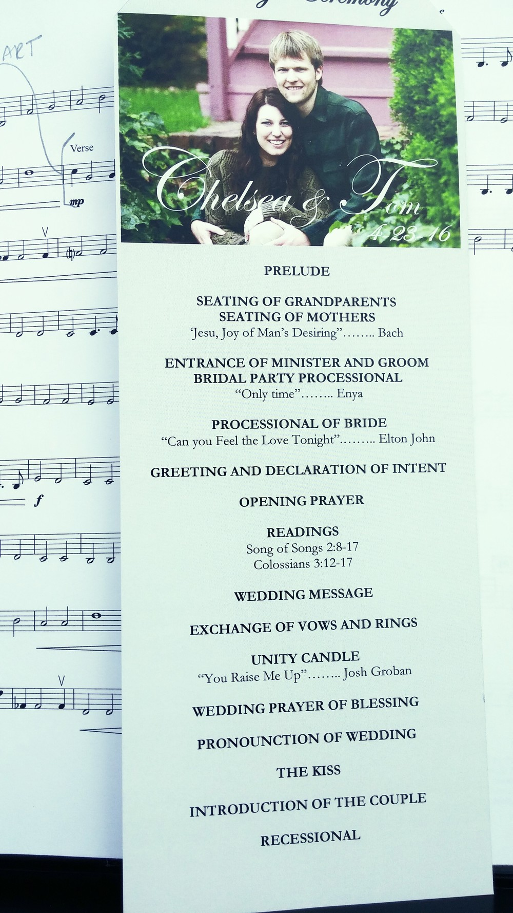 Congratulations to the newlyweds--- we loved bringing our string quartet music to your wedding!
