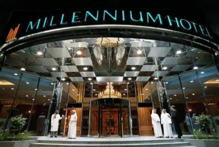 String Quartet Wedding and Cocktail at Millennium Hotel