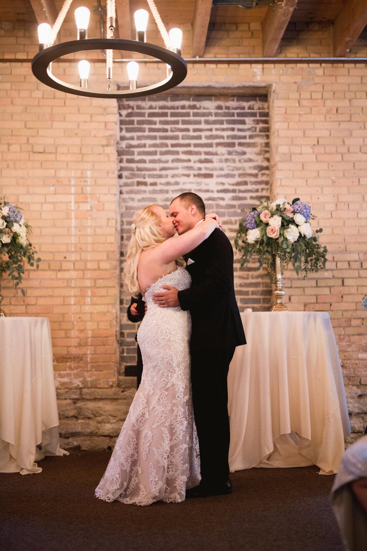 The Wedding Ceremony was beautiful